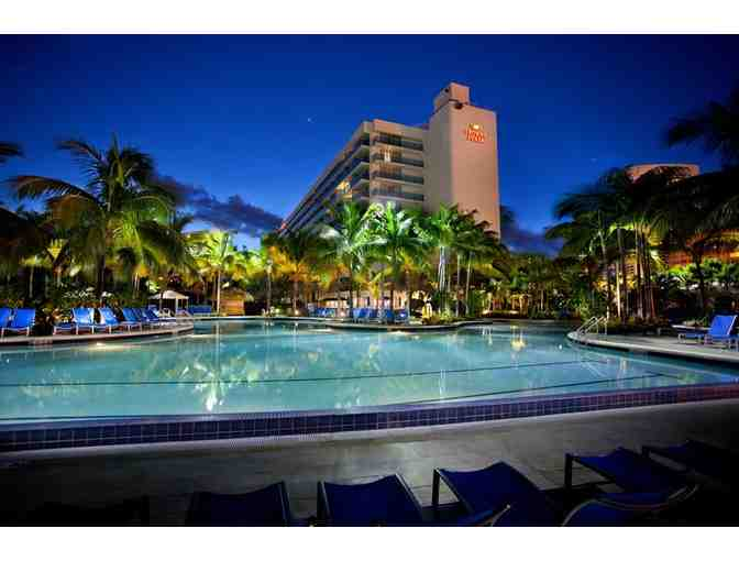 Two Night Stay for Two at Crowne Plaza Hollywood Beach Hotel