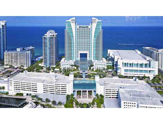 2-Night Stay for 2 in Water/City View Deluxe Room - The Diplomat Beach Resort Hollywood FL - Photo 1