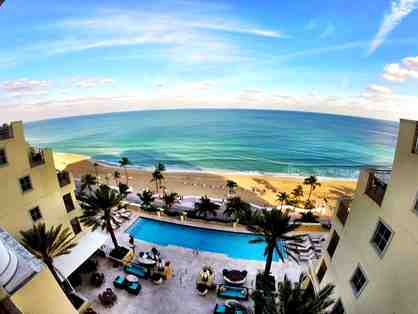 1-Night in Ocean View King at Atlantic Hotel FL AND Breakfast for 2 at Beauty & the Feast!