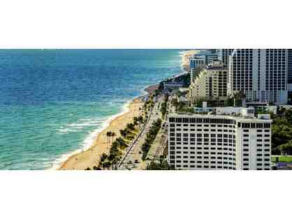 2-Night stay - Deluxe Ocean View Guest Room with Breakfast - Sonesta Fort Lauderdale Beach
