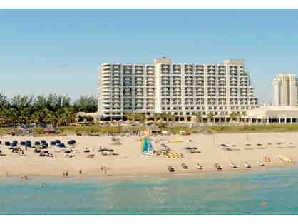 1-Night Stay - City/Intracoastal View - Ft. Lauderdale Marriott Harbor Beach Resort & Spa