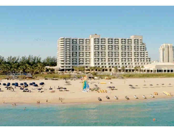1-Night Stay - City/Intracoastal View - Ft. Lauderdale Marriott Harbor Beach Resort & Spa - Photo 1