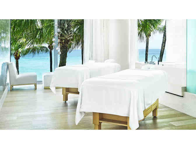 (1) 50-minute Spa Treatments at The Diplomat Beach Resort, Hollywood, FL