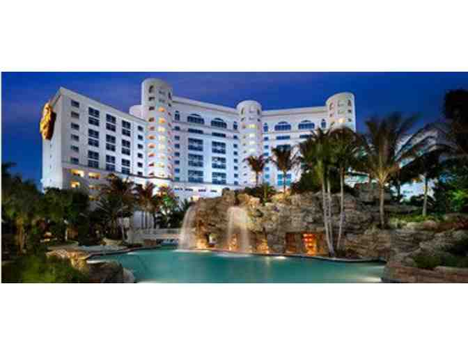 (1) Night Stay at the Seminole Hard Rock Hotel & Casino!