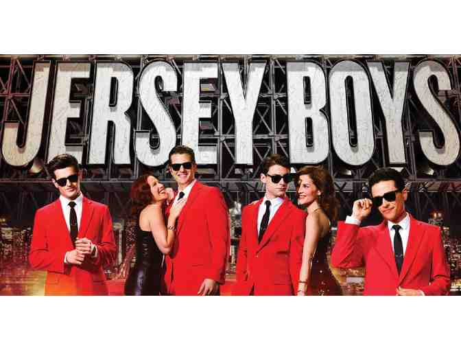 2 tickets to 'Jersey Boys' at the Broward Center for the Performing Arts!