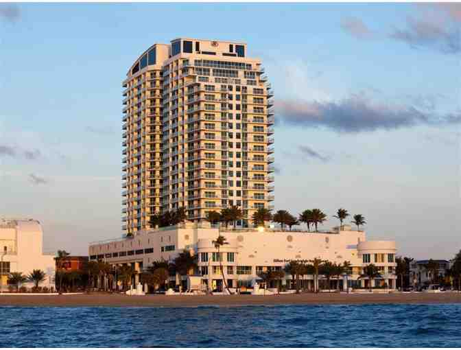 Hilton Fort Lauderdale Beach Resort: 2-Night Stay in Ocean View Suite!