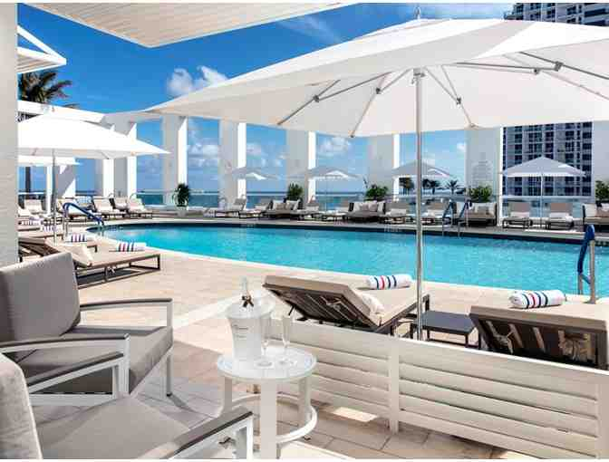 2-Night Stay in a King Junior Suite at the BRAND NEW Conrad Fort Lauderdale Beach!