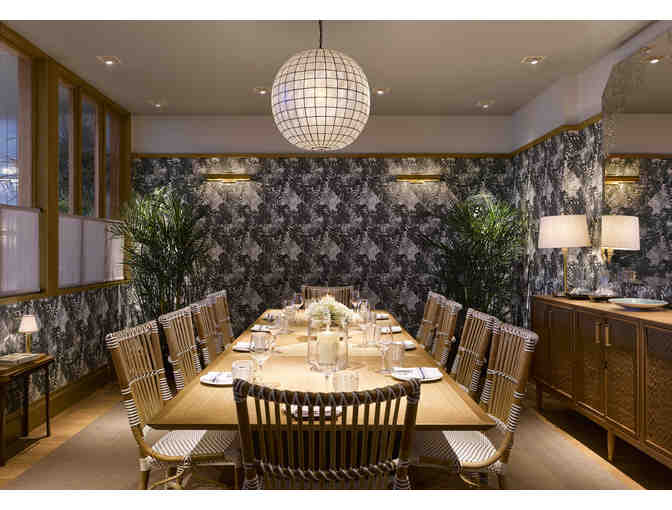 Dinner for 2 at Point Royal by Geoffrey Zakarian at The Diplomat Beach Resort in Hollywood