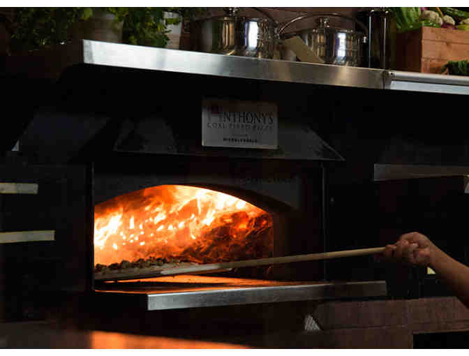 Anthony's Coal Fired Pizza: $100 Gift Certificate!