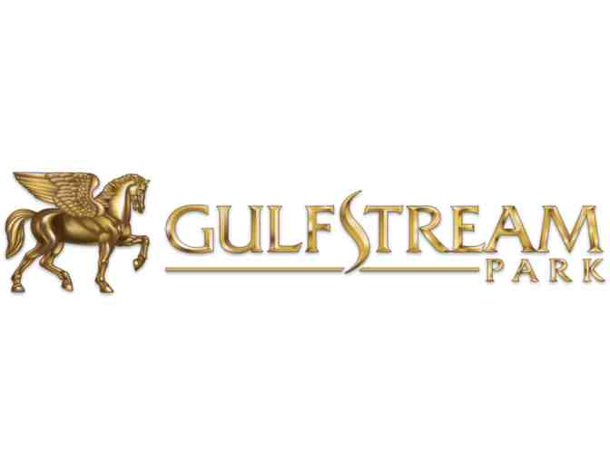 Day at the Races at Gulfstream Park, Hallandale!