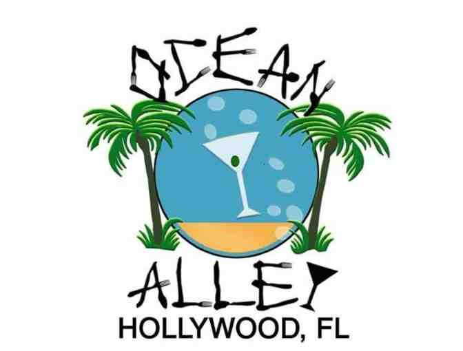 2 - $50 gift certificates to Ocean Alley Restaurant in Hollywood Beach! - Photo 1