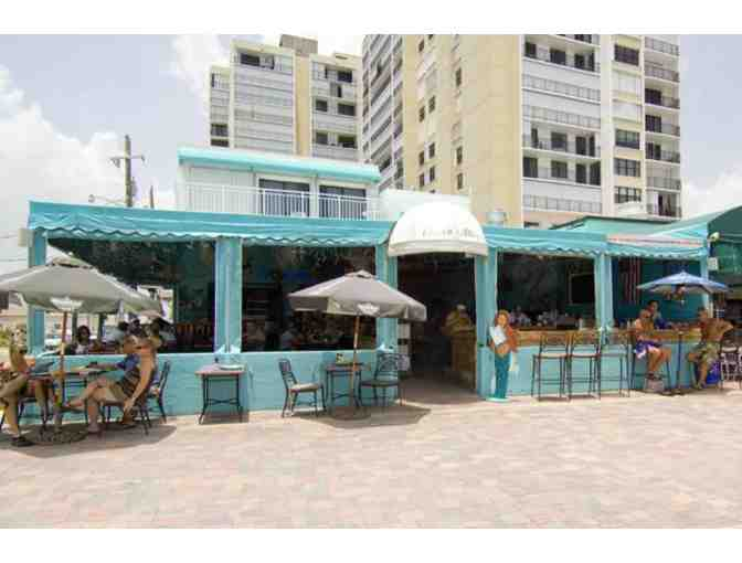 2 - $50 gift certificates to Ocean Alley Restaurant in Hollywood Beach! - Photo 2