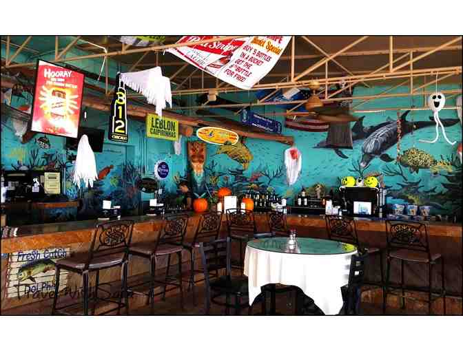 2 - $50 gift certificates to Ocean Alley Restaurant in Hollywood Beach! - Photo 3