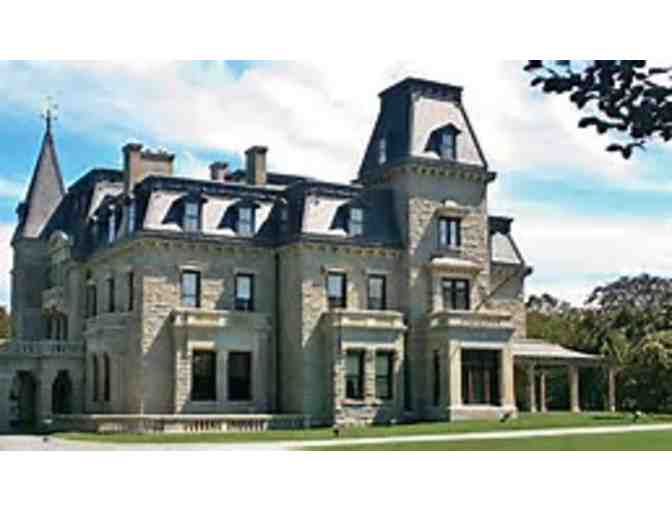 2 One-House Passes to the Historic Newport Mansions