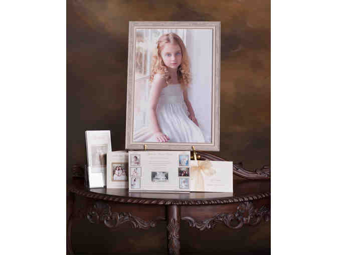 Custom Photographic portrait on canvas