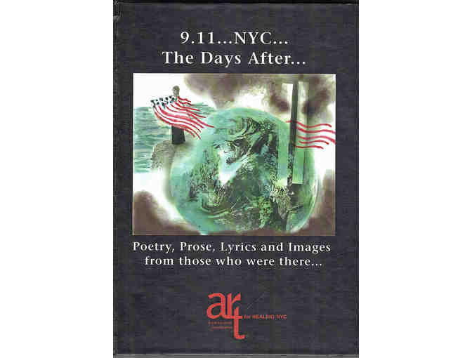 911 NYC Peace and Courage Arts book