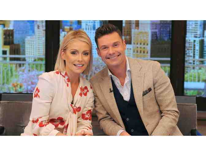 """Live with Kelly & Ryan"" - Photo 1"