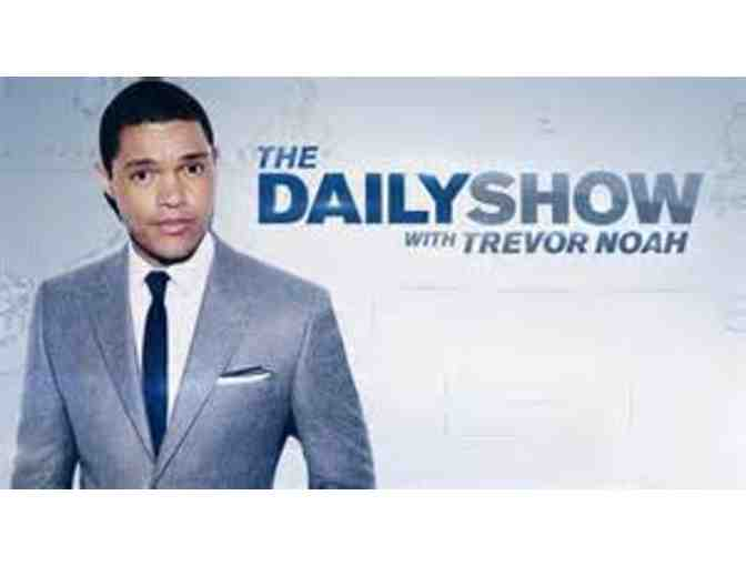 Two VIP Tickets to The Daily Show with Trevor Noah!