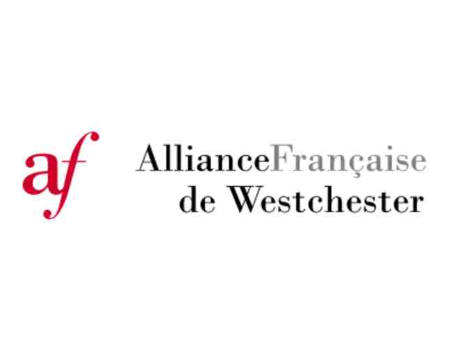 French Classes at Alliance Francaise de Westchester