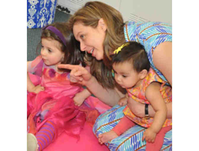 French for Toddlers Through Music at Alliance Francaise