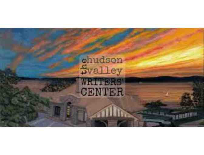 Party at the Hudson Valley Writers' Center