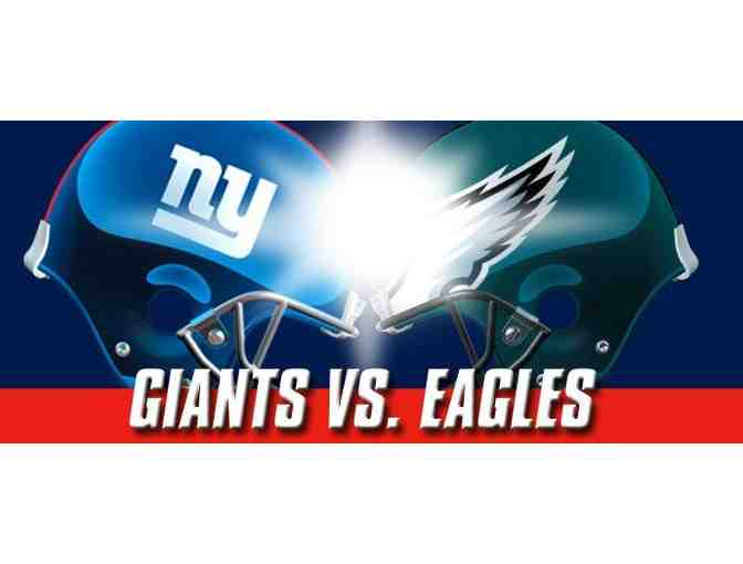 New York Giants vs Philadelphia Eagles