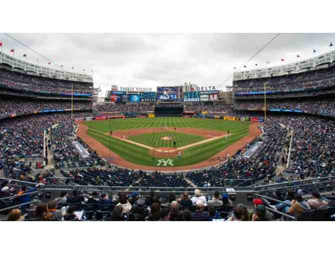 Four 2019 NY Yankee Tickets - Delta SKY360 Suite - Photo 2