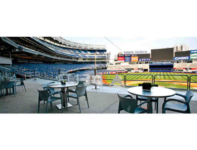 Four 2019 NY Yankee Tickets - Delta SKY360 Suite - Photo 4