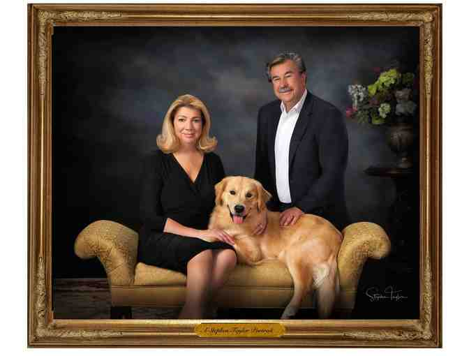 The Legacy Portrait Experience with The Bernards Inn Stay