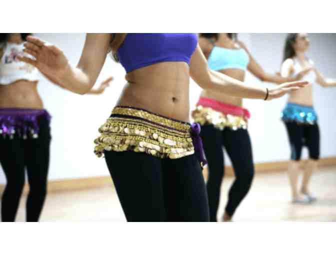Private Belly Dancing Class for 8