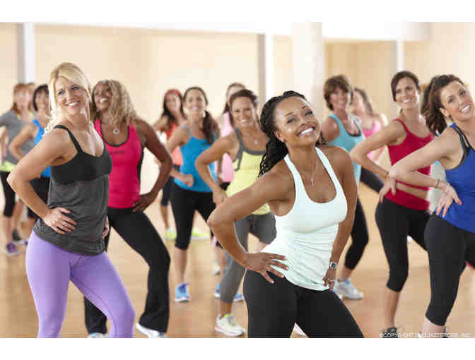 Private Zumba Lesson for 10