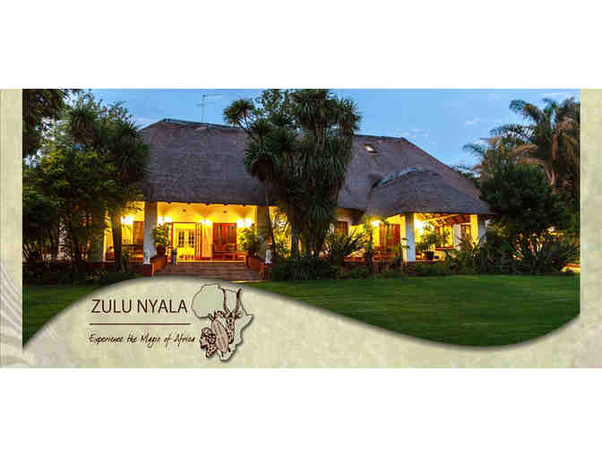 South African Photo Safari for Two at Zulu Nyala - Photo 1