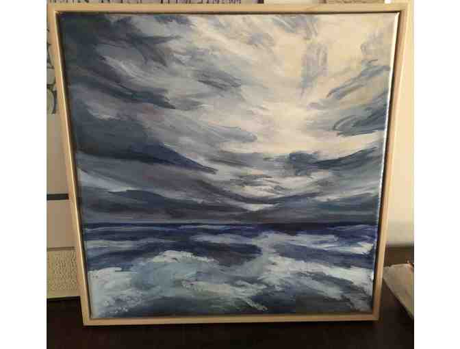 Seascape Painting By Jessica Parsons Lomeli