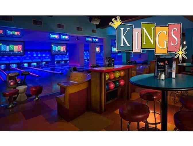 Kings Bowling Party