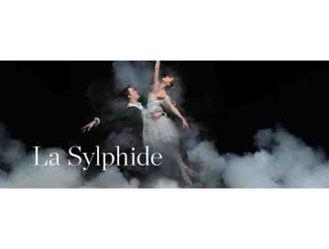 Dinner & Boston Ballet's La Sylphide at the Boston Opera House