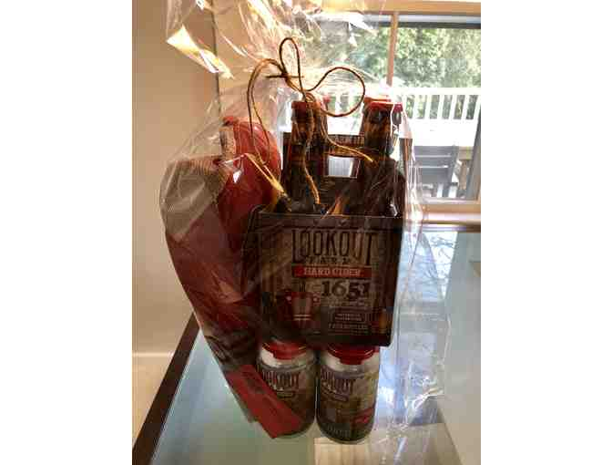 Cider Lovers Rejoice - Lookout Farm Gift Bag