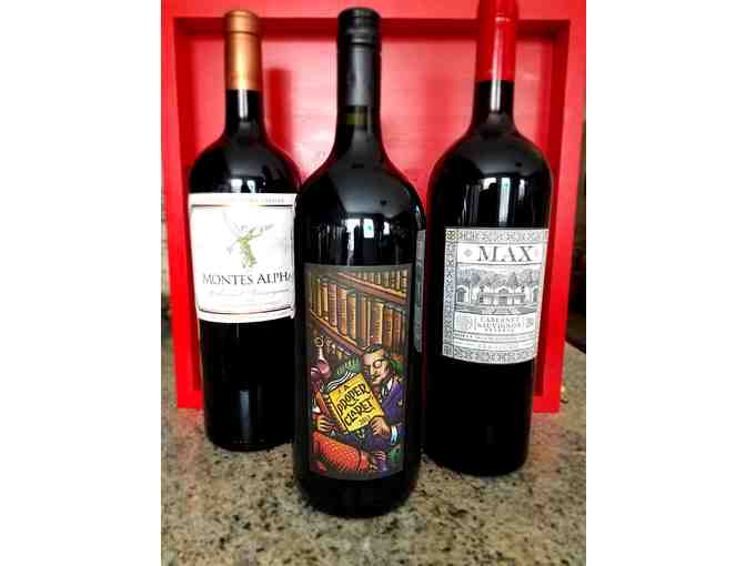 Trio of Fine Wines