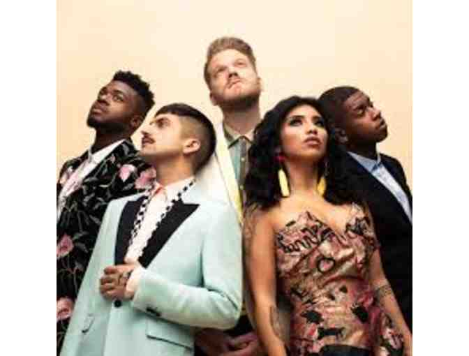 Pentatonix LIVE at the Xfinity Center!