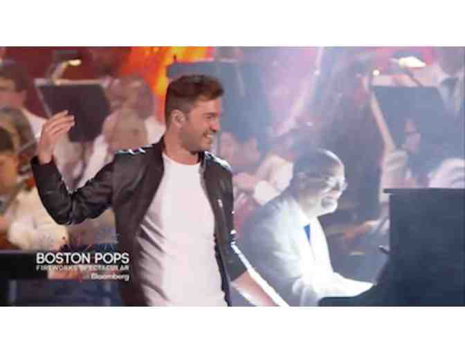 See The Boston Pops OPENING NIGHT with Special Guest Andy Grammer