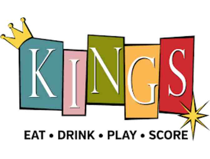 Kings Bowling and Pizza Experience