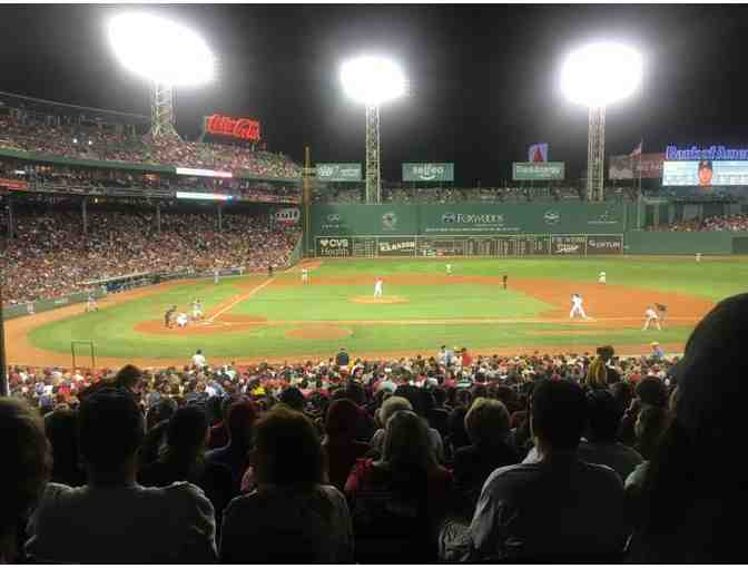 Red Sox/Yankees at Fenway Park