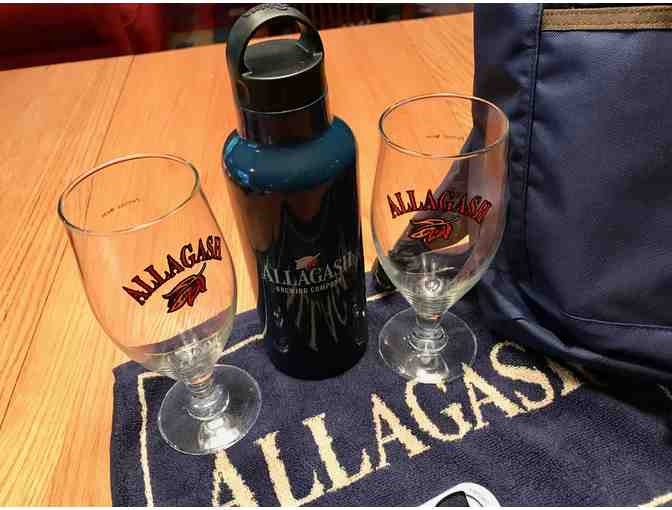 Allagash/Patagonia Backpack and Gift Card
