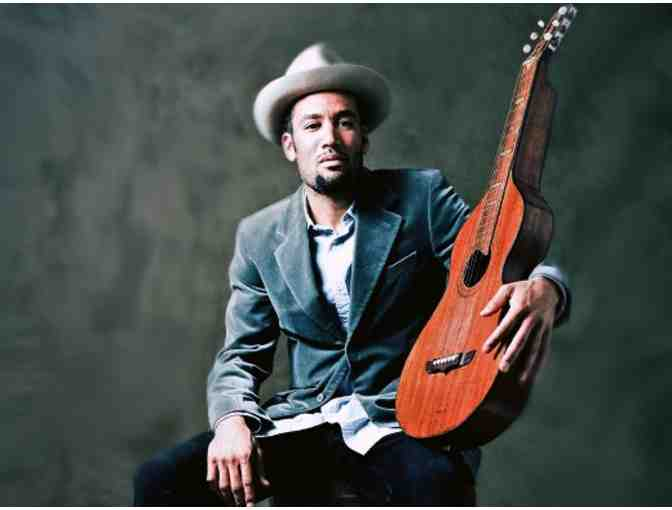 VIP Seats for Ben Harper at the Rockland Trust Bank Pavilion - Thursday, August 29th