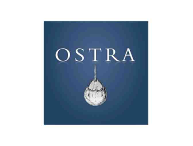 Dinner for Two at OSTRA Boston