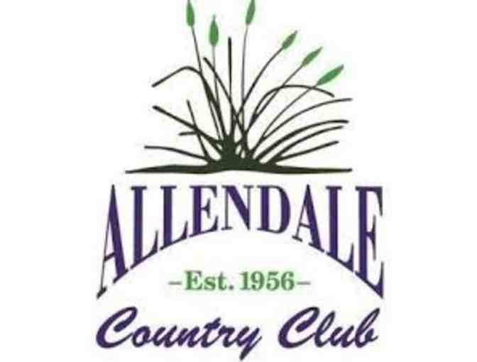 Allendale Country Club Foursome