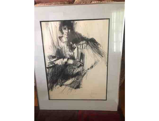 Aldo Luongo 'My Own' Signed/Numbered Lithograph Limited 63/275