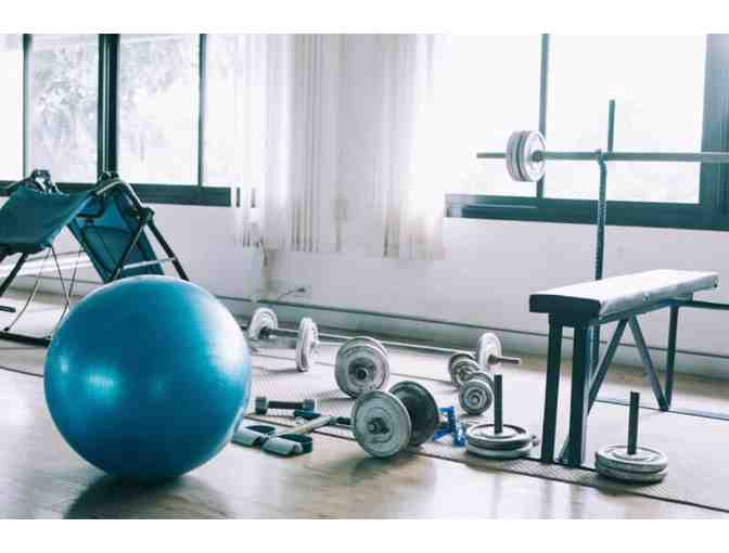 Private Personal Training Sessions via Zoom