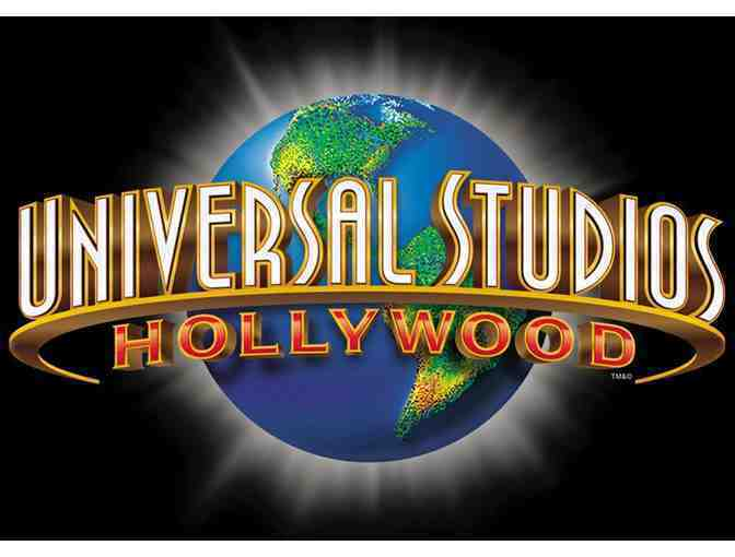 Universal Studios Hollywood - 2 General Admission Tickets - Photo 1