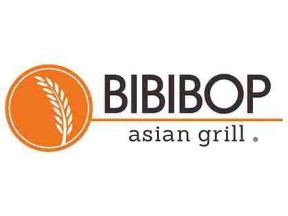 BIBIBOP Asian Grill Gift Cards