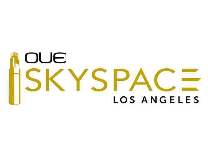 OUE SKYSPACE LA - Two Flex Skyslide Combo Admission - Gift Certificate - Photo 1